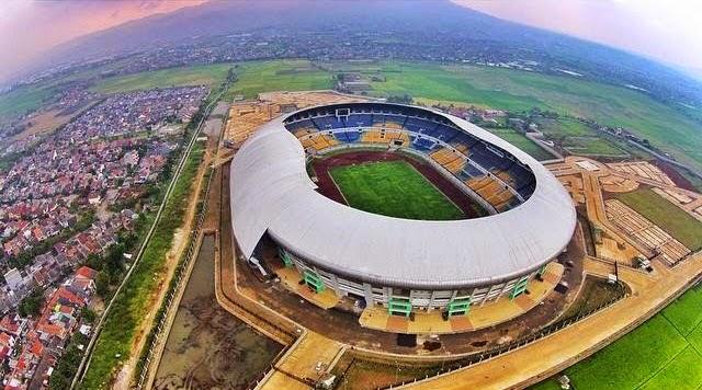 Persib Akan Bangun Pusat Latihan Dekat Stadion GBLA