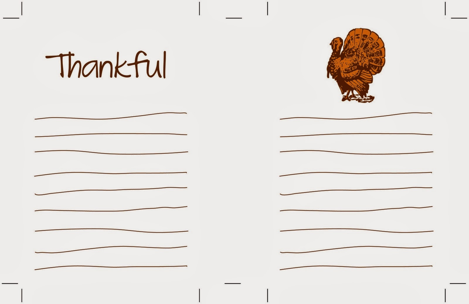 The Creative Place Thanksgiving Printables And A Shop