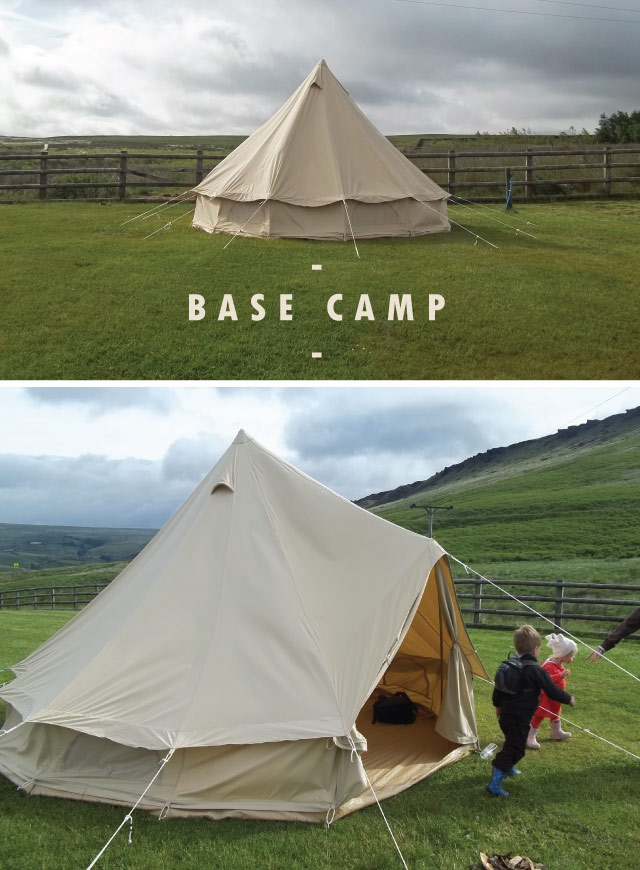 Base Camp - Bell Tent
