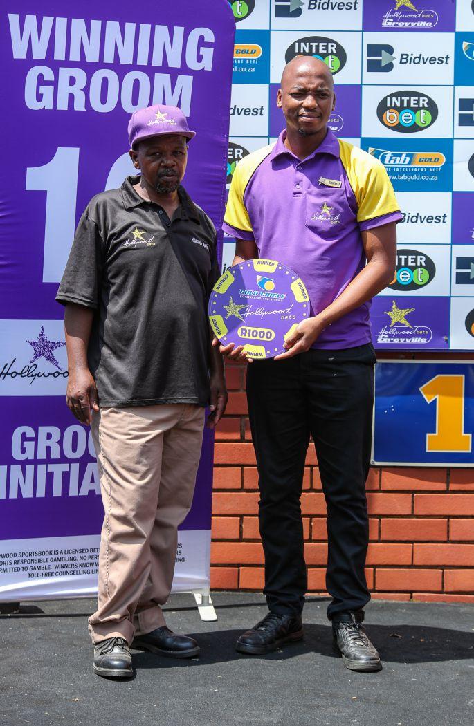 20200202 - Race 3 - Zamile Mcediswa Zawana  - RALPH THE RASCAL