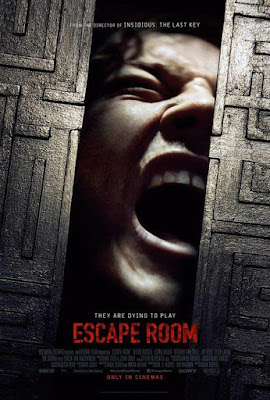 Escape Room [2018] [NTSC] [DVD] [R1] [Latino]