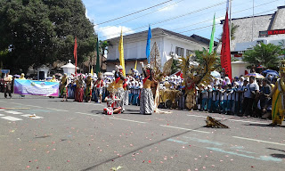 Perayaan HUT 104 Tahun Kota Sukabumi