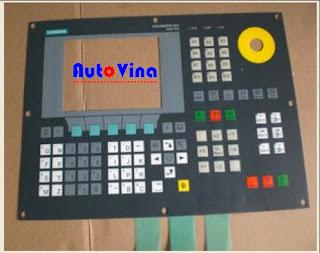 Bàn phím Màn hình SINUMERIK 802S base line 6FC5500-0AA11-2AA0