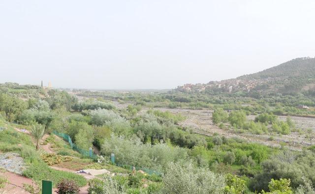 Fahrt ins Ourika-Tal - Marokko