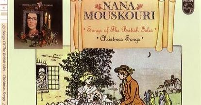 mijas nana mouskouri songs of the british isles christmas songs 1976 - British Christmas Songs