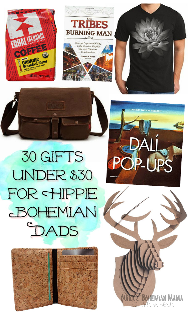 30 gifts under 30 for hippie bohemian dads cool fathers day christmas gift guide