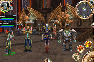 chaos_screen_2 Artworks e Imagens de Order & Chaos Online (Gameloft)