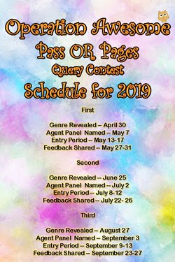 Pass Or Pages 2019 Dates
