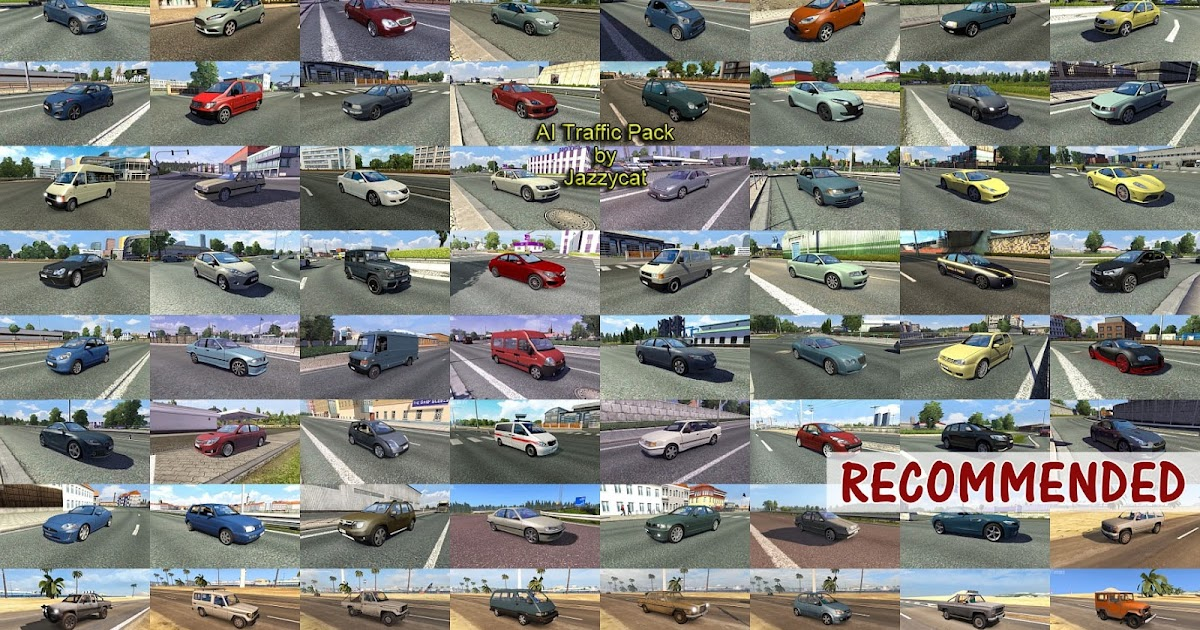 Ets 2 Ai Traffic Pack V99 Sinagrit Babas Workshop