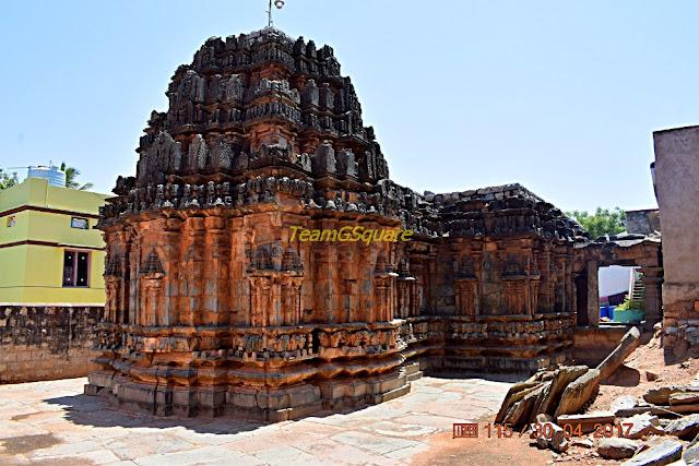 Sri Kalleshwara Temple, Hoovina Hadagali