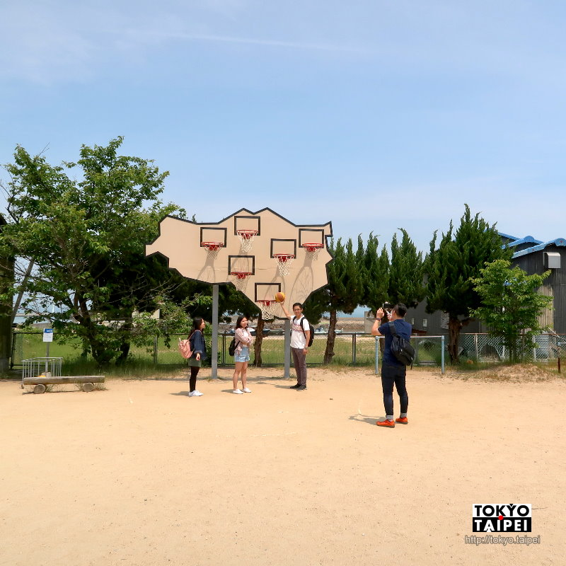 【無人勝出-多重籃框】沒人是贏家但大家都很開心 有6個籃框的籃球架