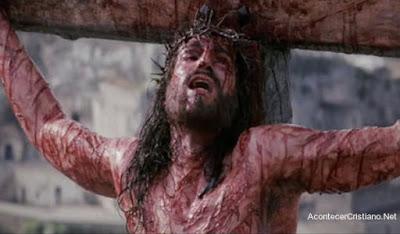 Sufrimiento y muerte de Cristo en la cruz