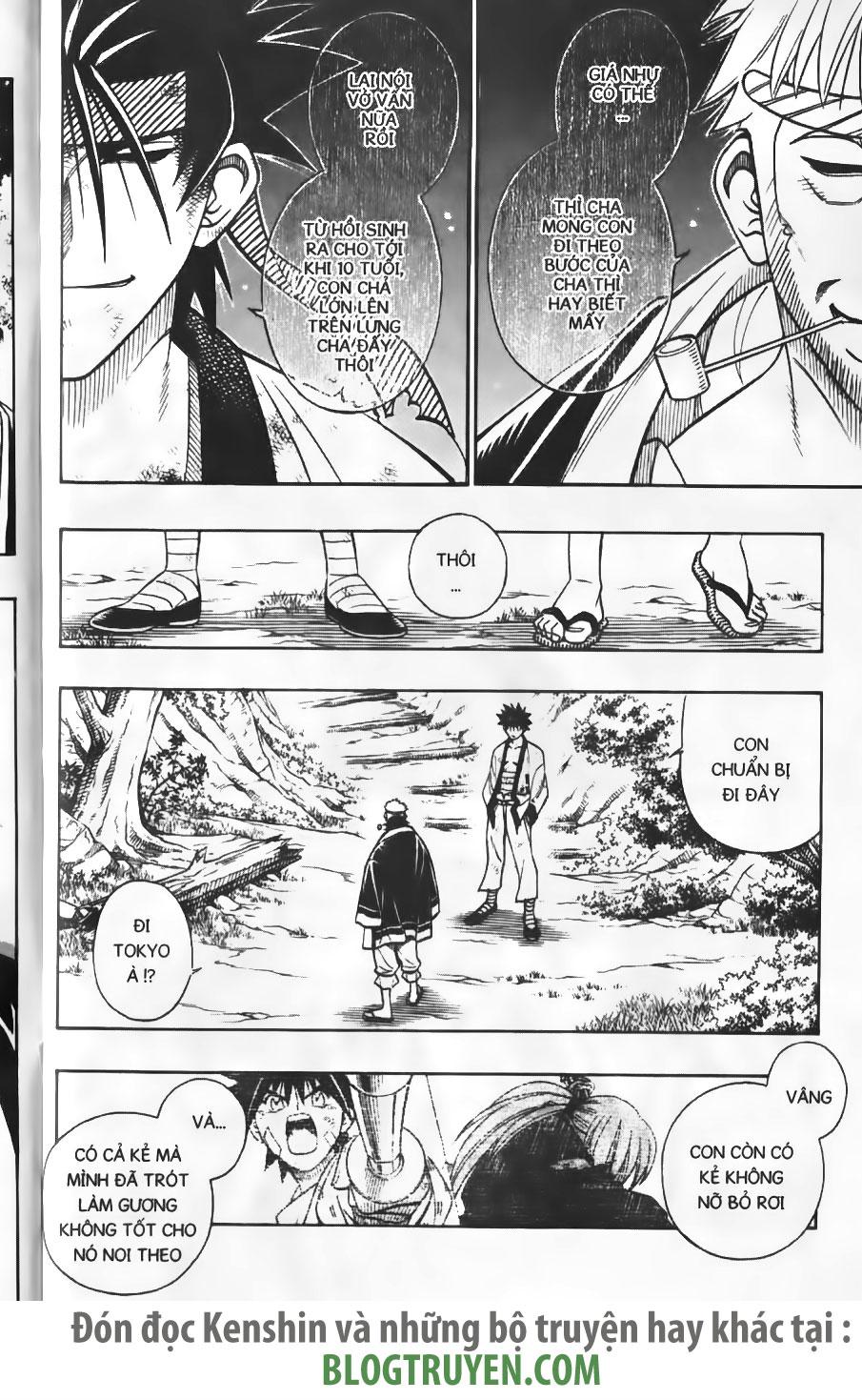 Rurouni Kenshin chap 234 trang 10