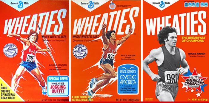 Bruce Jenner Wheaties box selling for hundreds of dollars following  - bruce jenner wheaties box