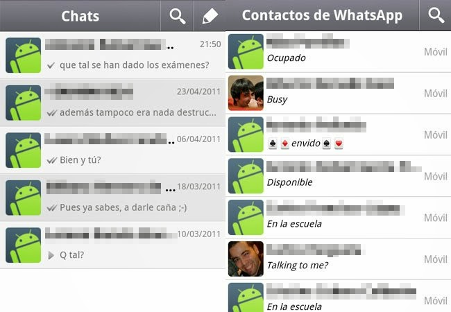 contactos mujeres wasap