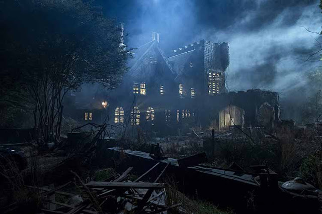 مراجعة مسلسل The Haunting Of Hill House.. حكاية المنزل المسكون ما بين الماضي والحاضر 2
