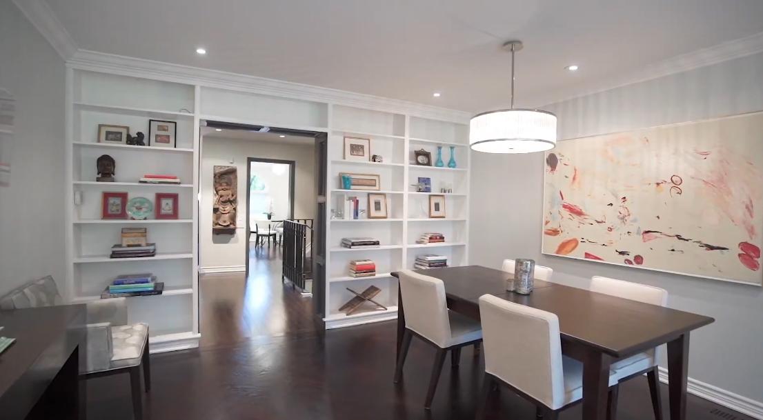 Tour 35 Marlborough Ave, Toronto vs. 26 Interior Design Photos