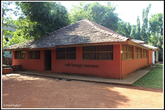 Birthplace of poet Keshavsut