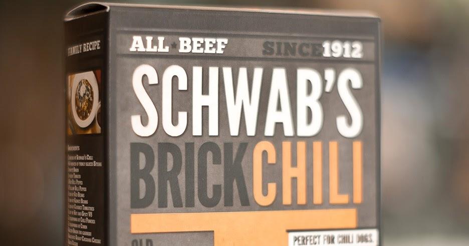 Hot Dog Sauce Schwab S Brick Chili