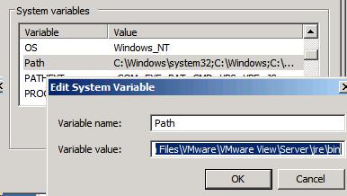 Cosonok's IT Blog: Installing VMware View 5 0 Security