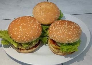 Resep Membuat Burger Tempe
