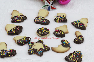 CHOCOLATE DIPPED COOKIE / CHOCLOLATE DIPPED COOKIES