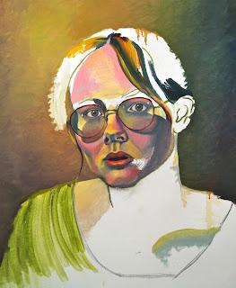 Sara J Cole, Self-Portrait