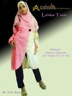 model Baju Atasan Gradasi