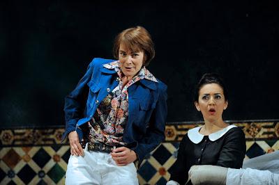 Natalia Kawalek, Rosa Feola - Le nozze di Figaro - Glyndebourne - photo Robbie Jack