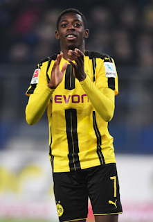French footballer Ousmane dembele Wiki | Biography | Girlfriend | Age | Height | Networth | stats | Instgram
