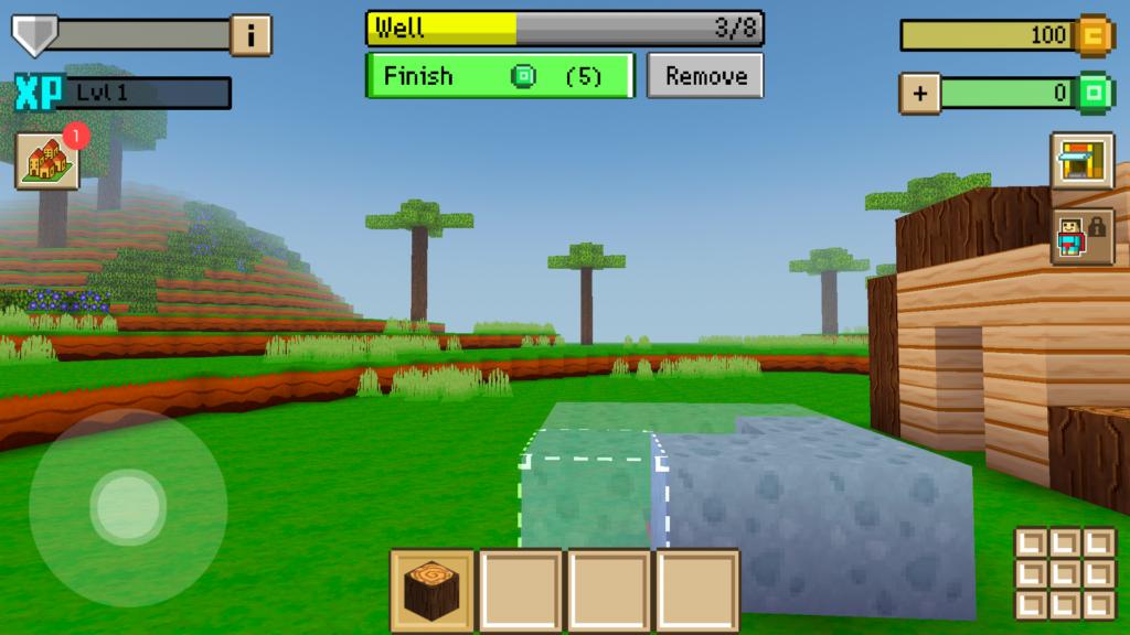 block craft 3d mod apk unlimited