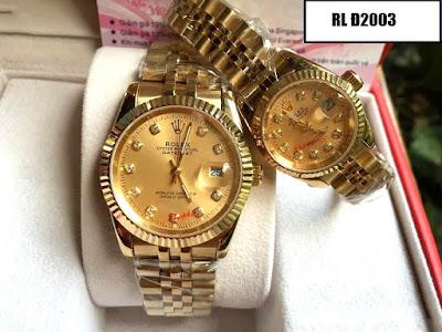 Đồng hồ nam Rolex Đ2003 quà tặng bạn trai đỉnh nhất