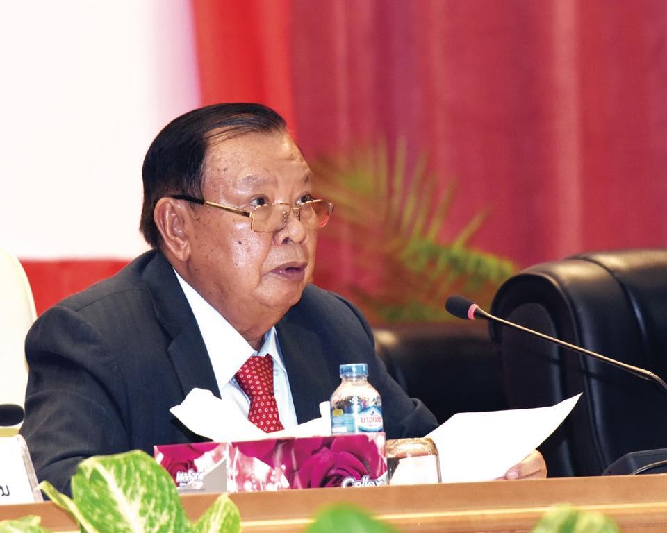 ທ່ານ ບຸນຍັງ ວໍລະຈິດ ພ້ອມຄະນະອອກເດີນທາງຢ້ຽມຢາມ ສສ ຫວຽດນາມ ມື້ນີ້ - Laos  Update