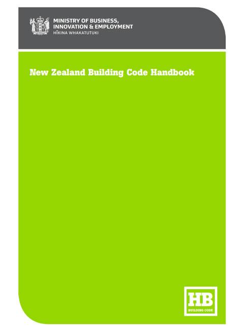new zealand building code pdf