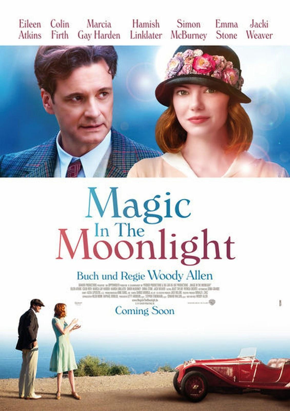 Magic in the Moonlight รักนั้นพระจันทร์ดลใจ [HD][พากย์ไทย]