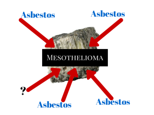 Things You Need To Know About Mesothelioma Law Firm