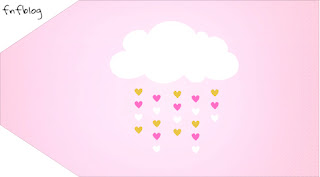Blesing Rain for Girls Free Printable Tags.