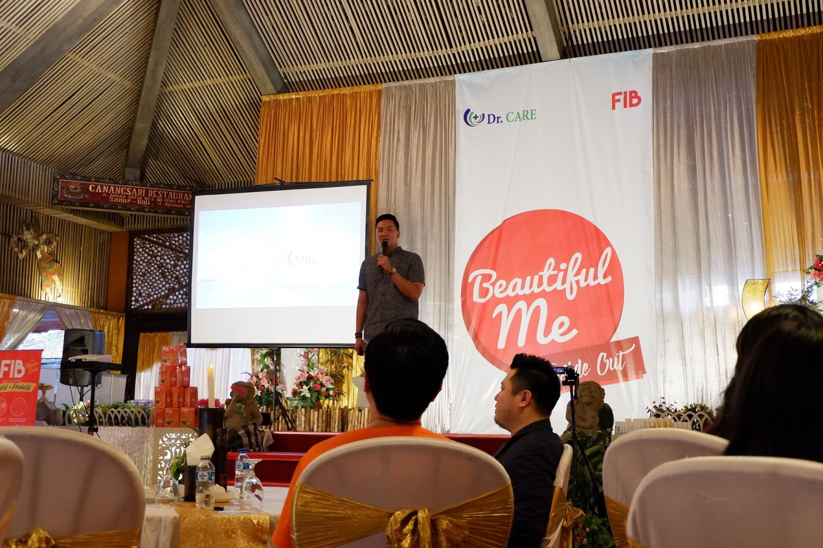 Beautiful Me Inside Out with FIB dan Dr Care