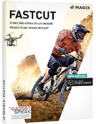 MAGIX Fastcut 3.0.1.63 Steam Edition poster box cover