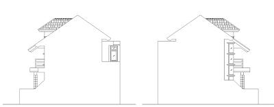 denah rumah 2 lantai, ukuran lahan 10 x 11 m   home design