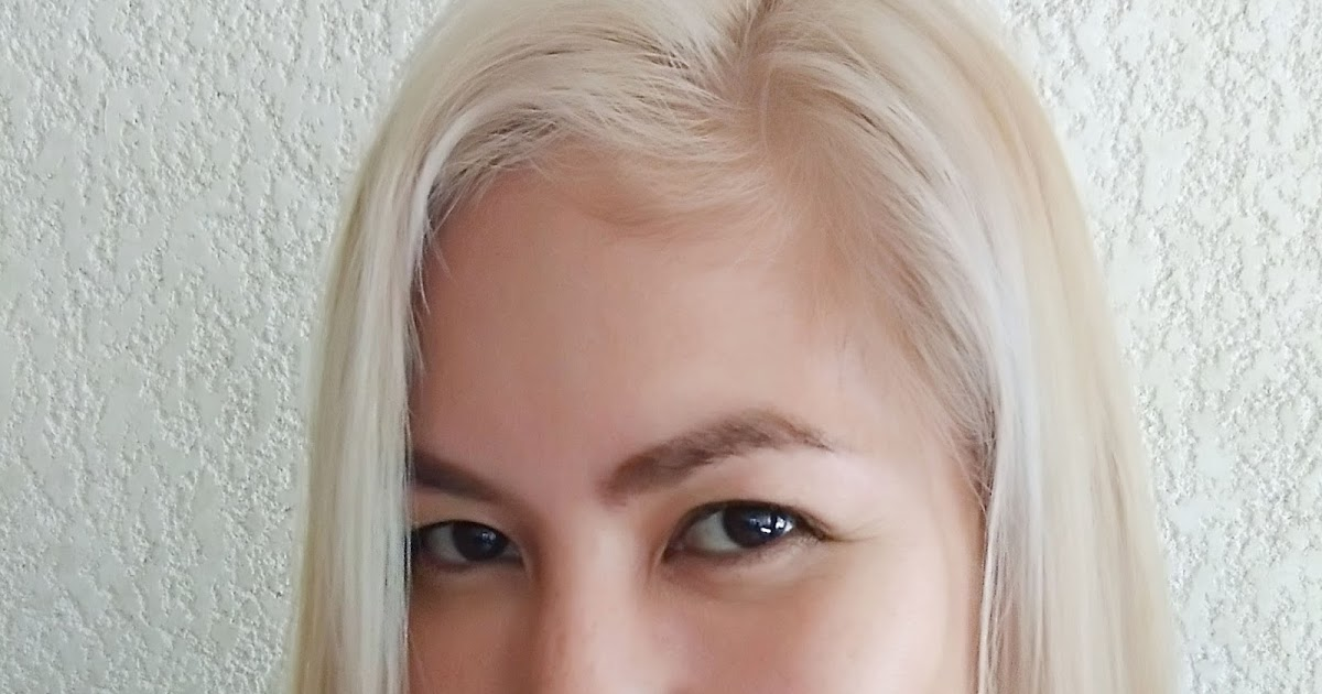 Piaya Diary Toning Brassy Hair With Wella Color Charm T18