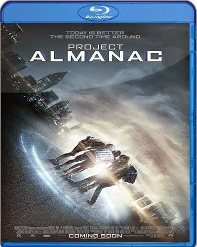 Project Almanac [2014] [BD25] [Latino]