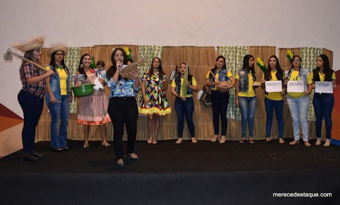 Centro Educacional Ludos promoveu Festa da Colheita 2018
