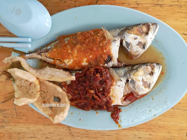 丁加奴咖喱鱼面 Terengganu Curry Fish Noodles