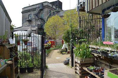 Beer Garden & Foodie Heaven in Ouseburn, Newcastle - Ouseburn City Farm