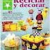 Revista reciclar y decorar