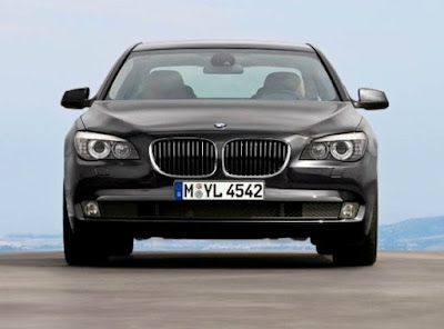 BMW 7 Series: design with high strength steel