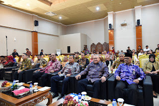 Gubernur Sumsel Harapkan Kerjasama Yang Baik Antara Pemerintah dan BPK