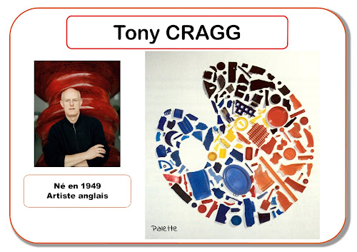 Tony Cragg - Portrait d'artiste en maternelle