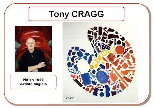Tony Cragg - Portrait d'artiste en maternelle